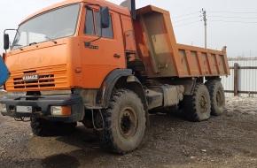 Самосвал Камаз 45141-10, 2013г.