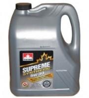 Cинтетическое масло Petro-Canada SUPREME SYNTHETIC