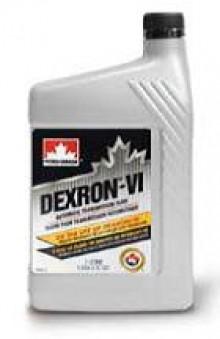Жидкость для автоматических коробок передач DEXRON-VI
