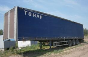 Полуприцеп ТОНАР