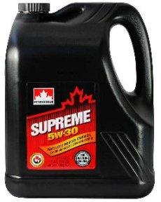 Всесезонное полусинтетическое масло PC SUPREME