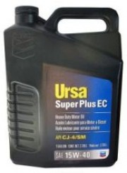 Chevron Ursa Super Plus EC SAE 15W-40