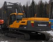 Экскаватор Volvo EC250DL